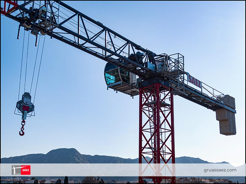 Cranes Sáez - Flap-Top - TL 60 14