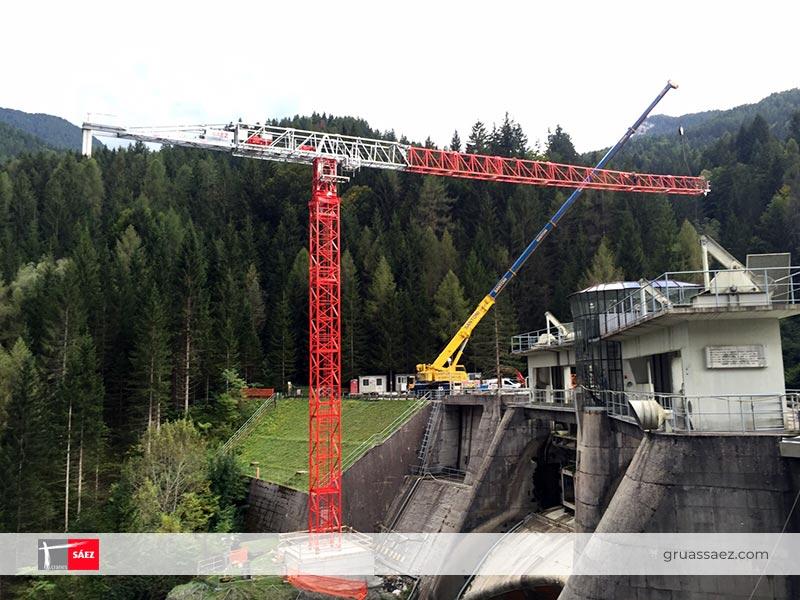 Cranes Sáez - Flap-Top - TL 70 12T