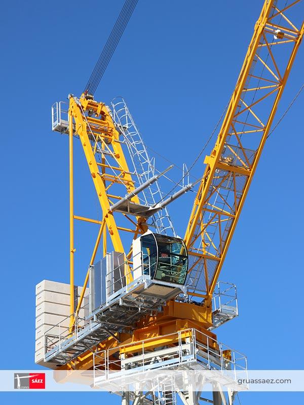 Cranes Sáez - Luffing Jib - SL 320