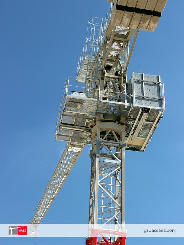 Cranes Sáez - Luffing Jib - SLH 80