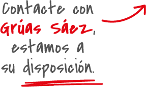 Grúas Sáez