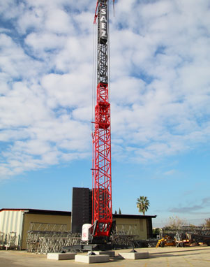 Sáez Cranes remains at the cutting-edge in tower crane innovation