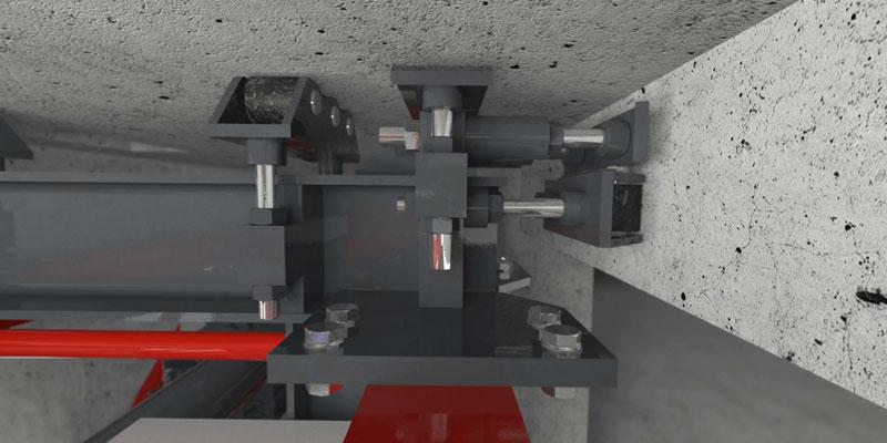 Grúas Sáez lanza un nuevo sistema de trepado interno para grúas torre